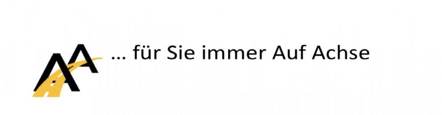 Logo der Übungsfirma Auf Achse GmbH