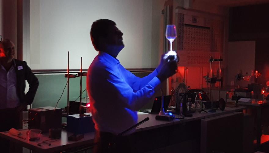 Lange Nacht der Physik