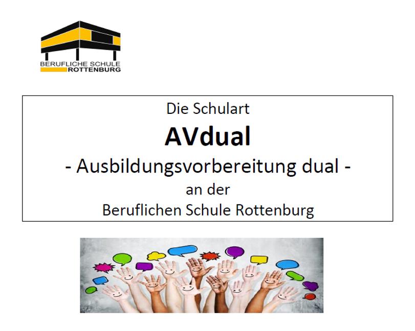 AVdual Präsentation Vorschau
